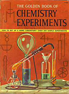 the golden book of chemistry experiments chemistry projects today the book is marked by controversy as quite a few of the experiments included in the publication are currently deemed unsafe and risky for the